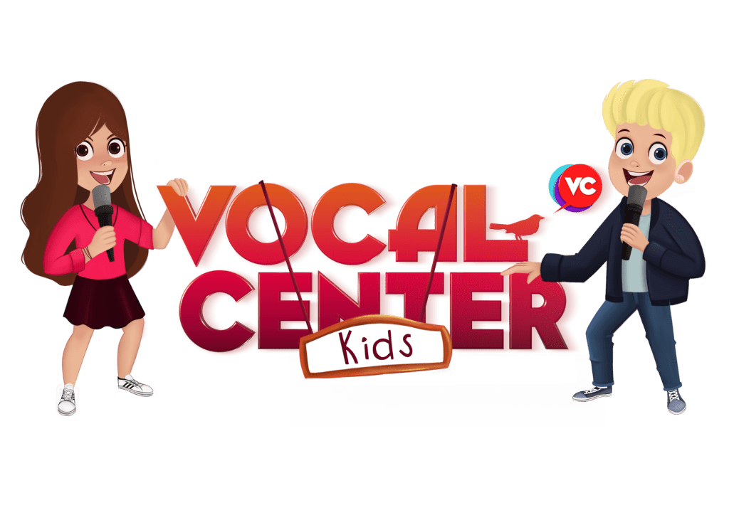 Logo Vocal Center Kids